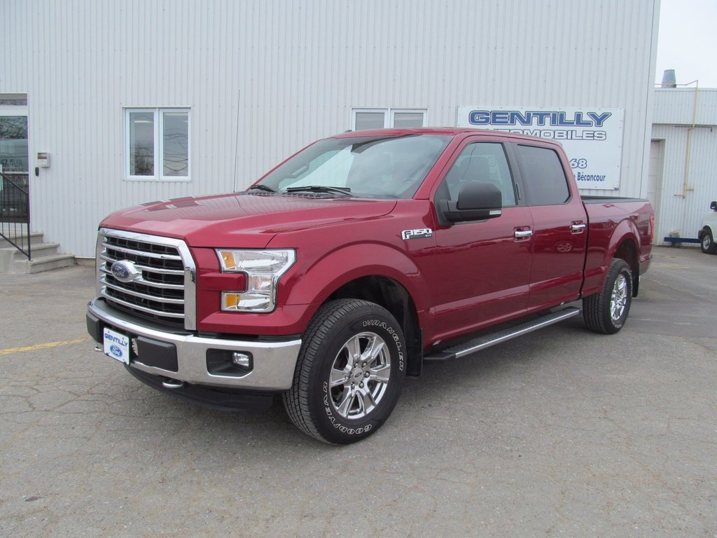 Used 2015 Ford F 150 In Bcancour Secteur Gentilly 2003 F150 L V8