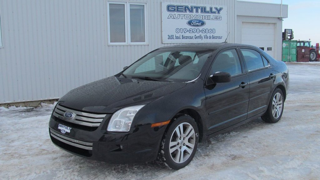 Used Ford Fusion SE In Bécancour Secteur Gentilly Used - 2007 fusion