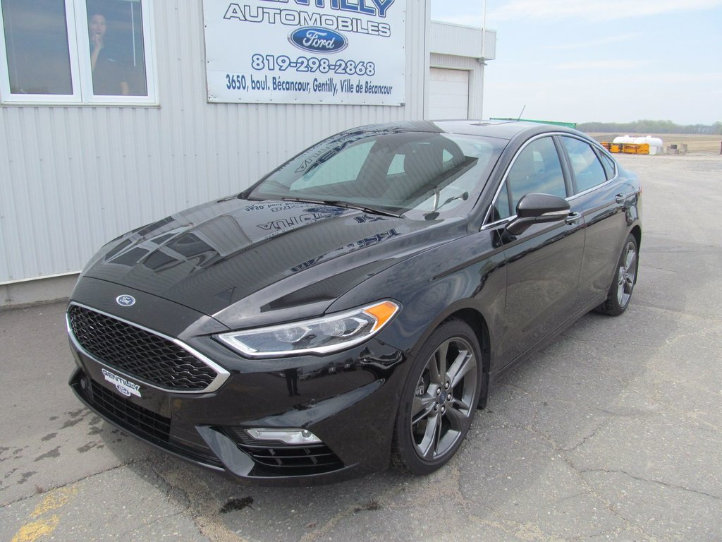 Ford ford fusion v6 : Used 2017 Ford Fusion V6 Sport in Bécancour (Secteur Gentilly ...