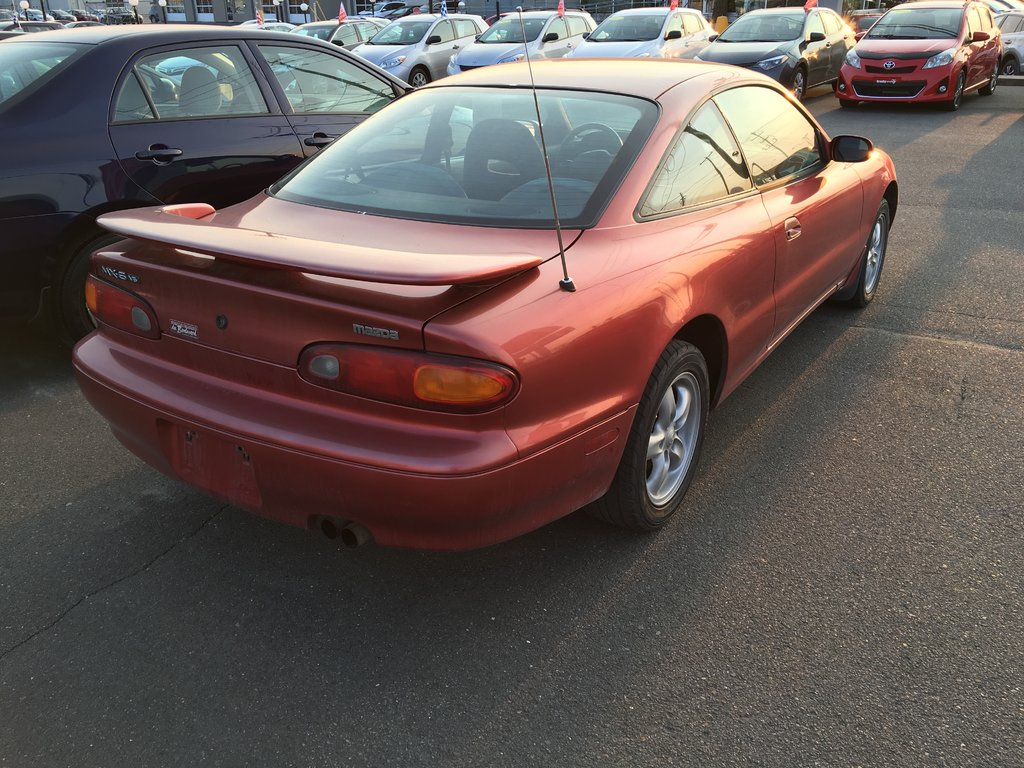 used 1997 mazda mx6 ls in granby used inventory granby toyota in granby quebec. Black Bedroom Furniture Sets. Home Design Ideas
