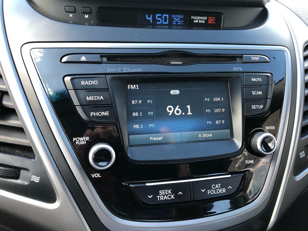 Used 2015 Hyundai Elantra GLS in Grand Falls - Used