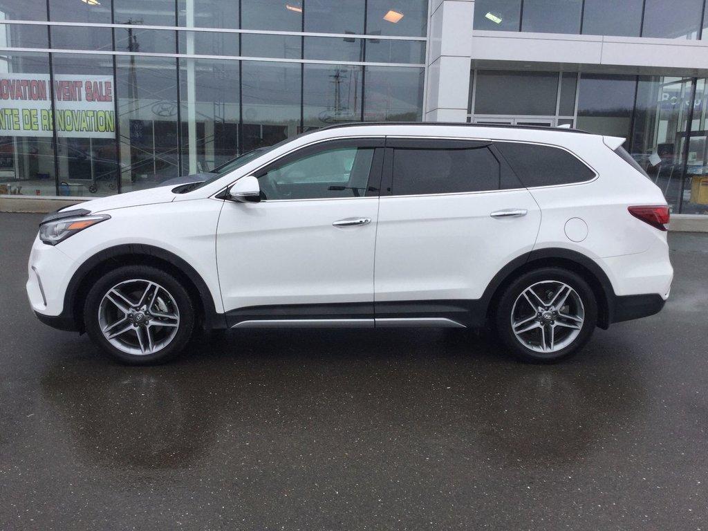Used 2017 Hyundai Santa Fe Xl Limited In Grand Falls Used
