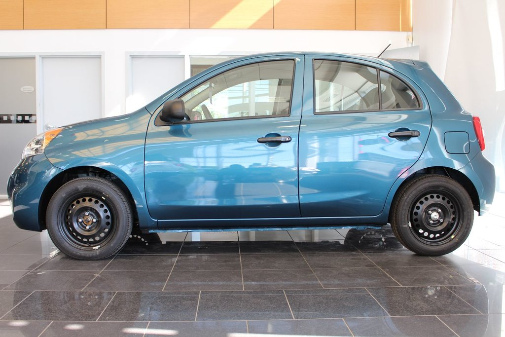 Used 2017 Nissan Micra S *** A/C *** CRUSE *** in Brossard - Used ...