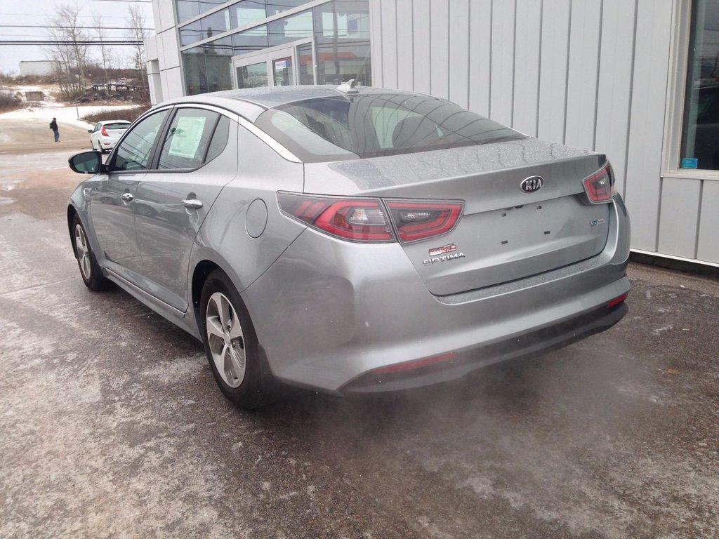 Kia Optima Hybrid Hybride