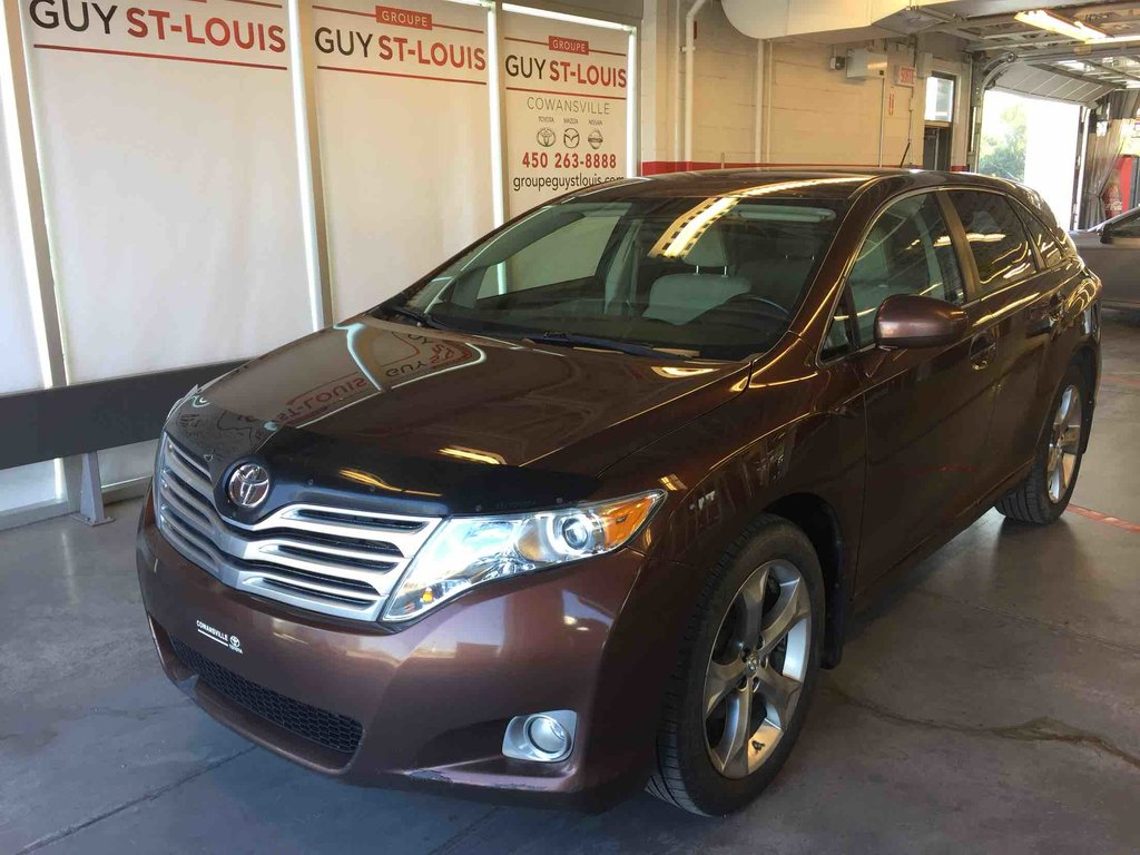 vehicle seats heated in navigation venza inventory toyota limited en used sudbury awd