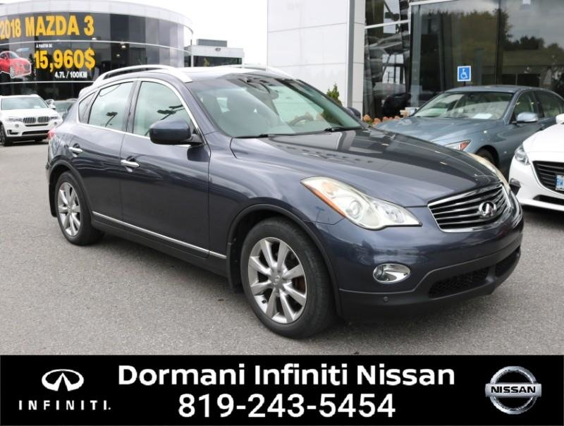 Used 2008 Infiniti Ex35 Ex35 4wd In Gatineau Used Inventory