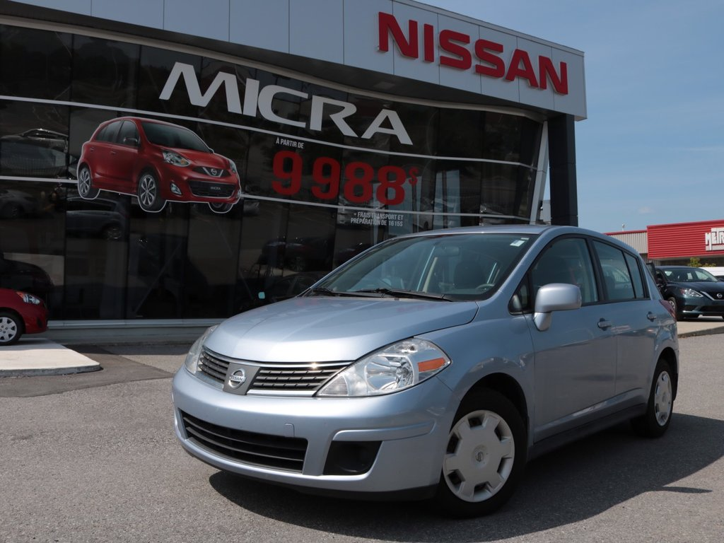 Used 2009 Nissan Versa In Gatineau Inventory Dormani 2012 Fuel Filter