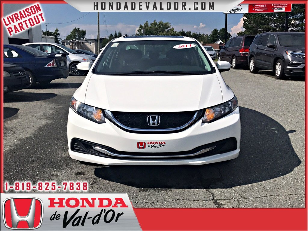 Honda CIVIC SDN LX EX