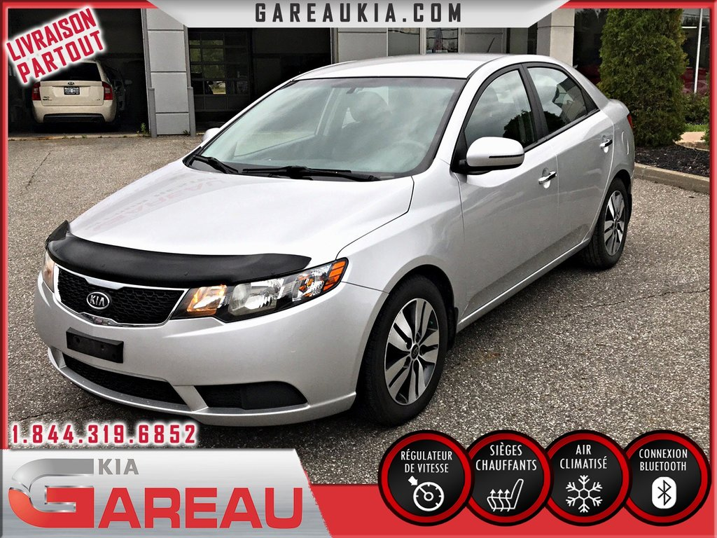 Used 2013 Kia Forte Ex In Mont Laurier Inventory Gareau Wheels