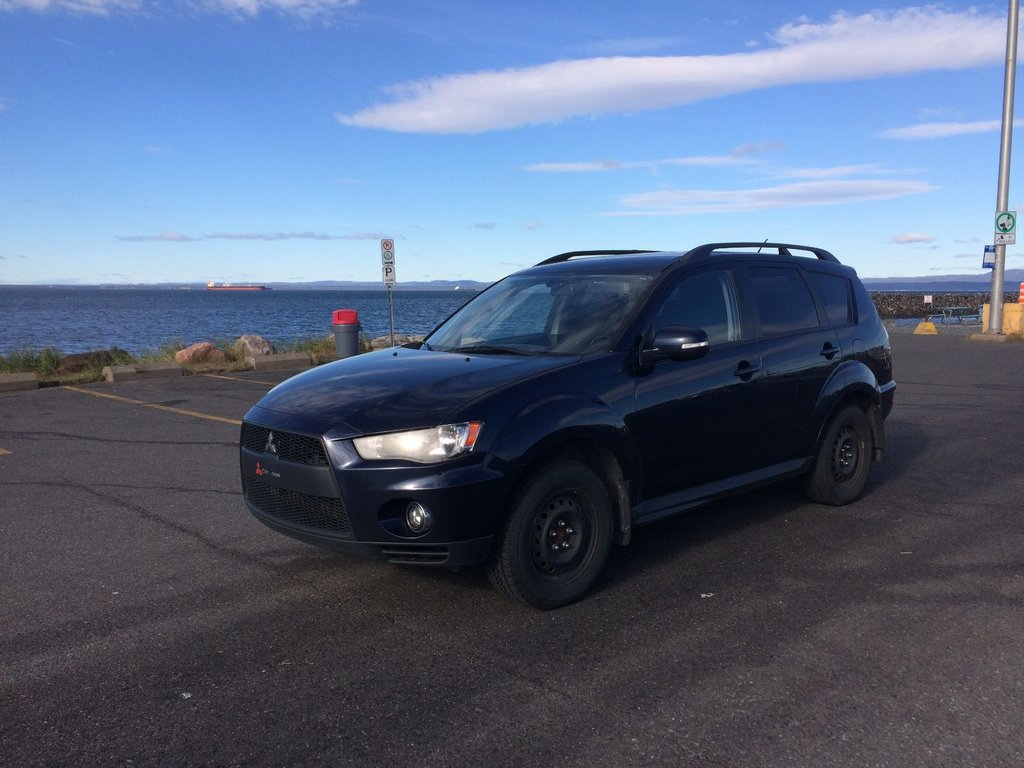 Used 2010 Mitsubishi Outlander LS in Sept-Iles - Used