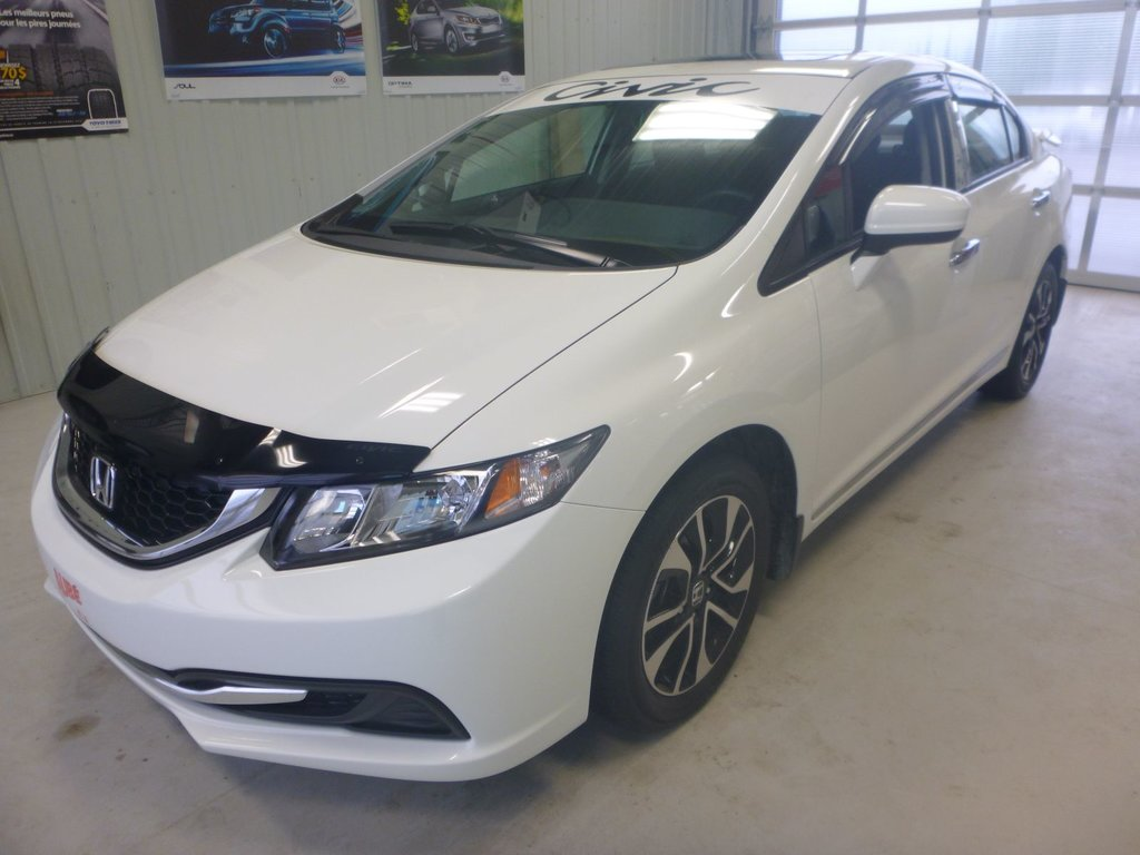 Honda Val D Or >> Used 2014 Honda Civic Sedan Ex In Val D Or Used Inventory