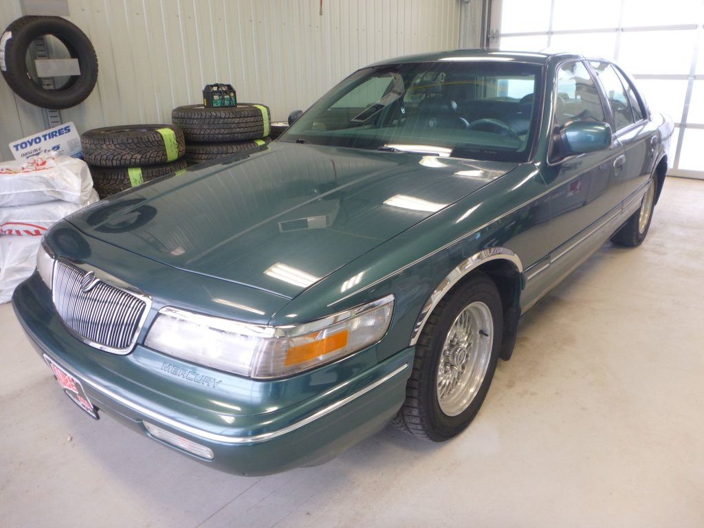 used 1996 mercury grand marquis ls in val d 39 or used. Black Bedroom Furniture Sets. Home Design Ideas