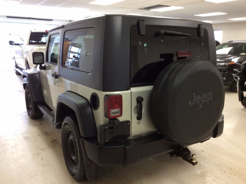 2007 jeep wrangler x sport 4x4 d 39 occasion laurier station inventaire d 39 occasion automobile. Black Bedroom Furniture Sets. Home Design Ideas