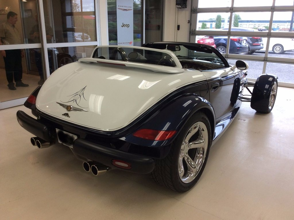 Used 2001 Plymouth Prowler AUTO,CONVERTIBLE, in Laurier ...