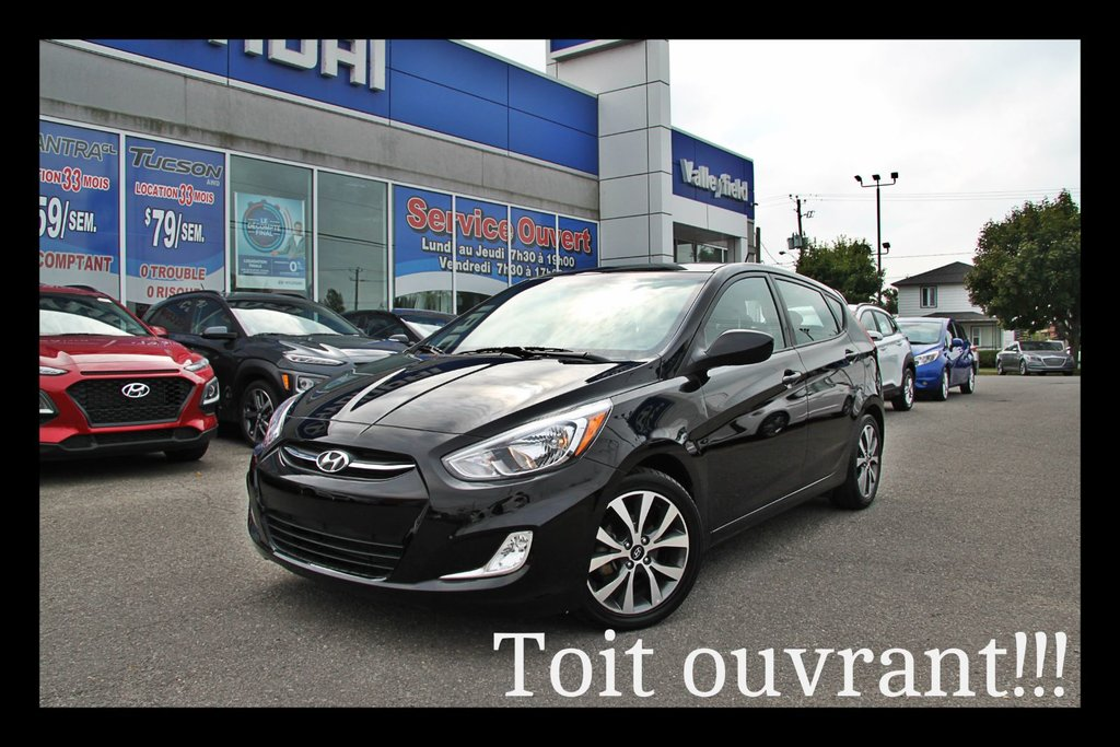 Used 2017 Hyundai Accent Toit Mags Et A C In Used