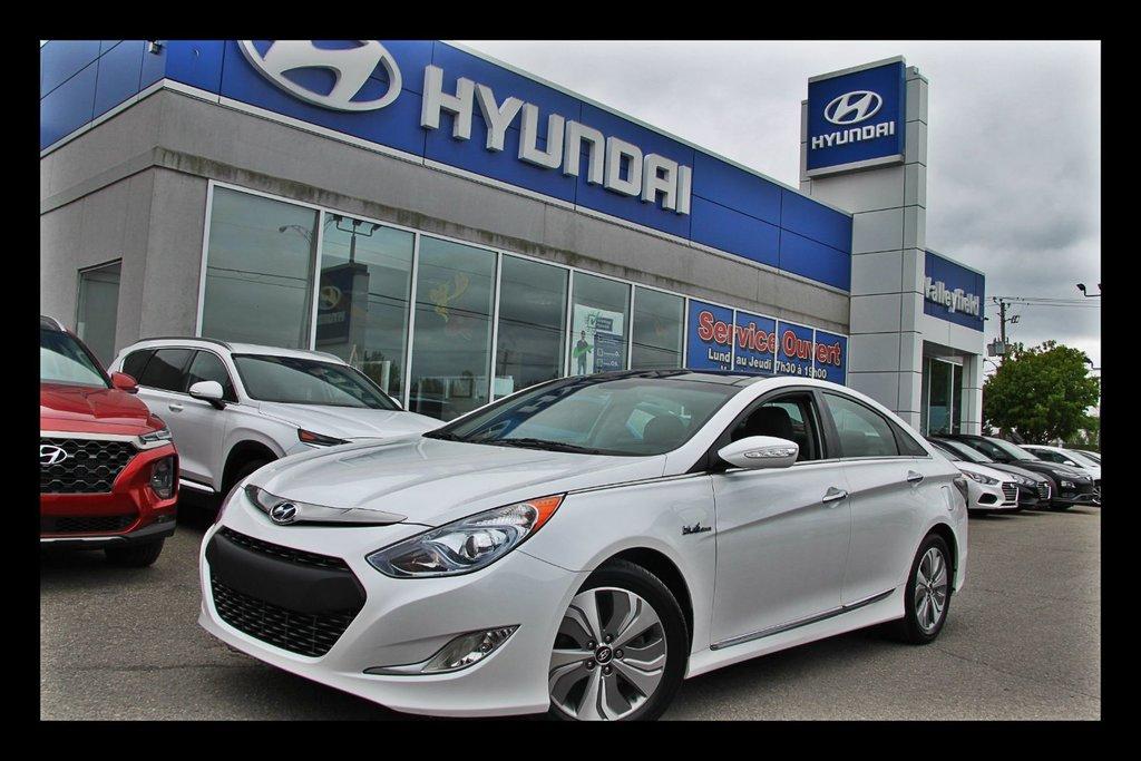 2015 Hyundai Sonata Hybrid >> Used 2015 Hyundai Sonata Hybrid Limited In Valleyfield