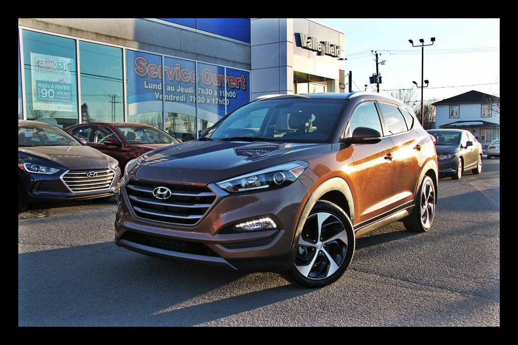 used 2016 hyundai tucson 1.6l turbo, mags 19 pouce in - used