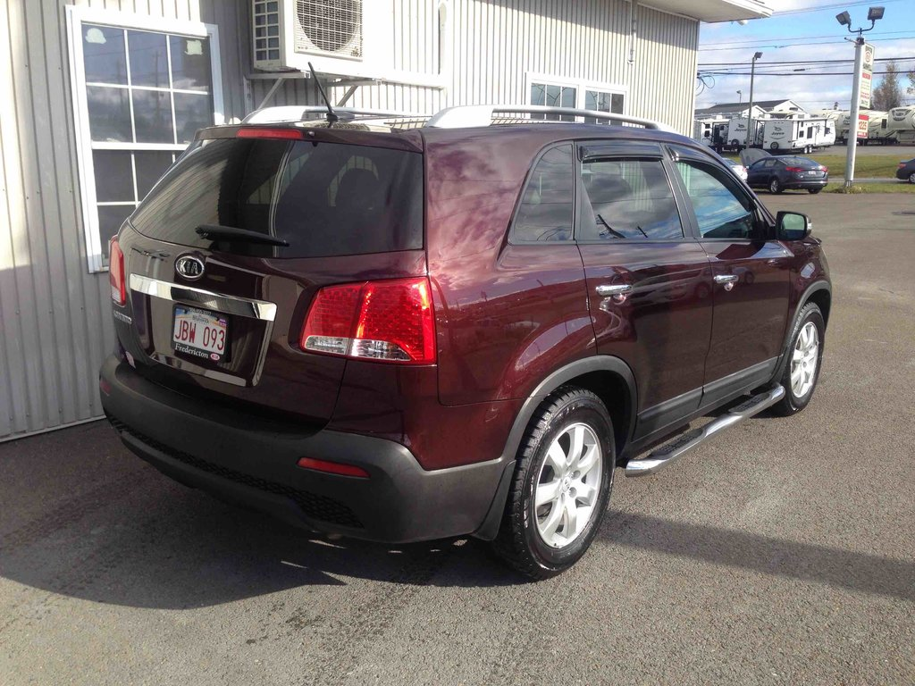 used 2012 kia sorento lx in fredericton used inventory maritime auto sales in fredericton. Black Bedroom Furniture Sets. Home Design Ideas