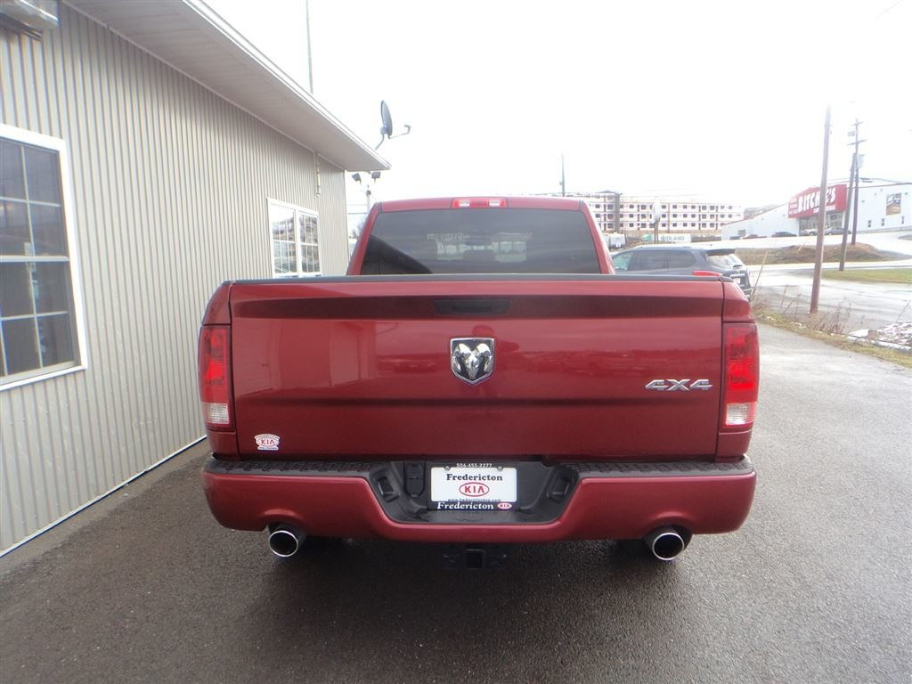 used 2011 ram 1500 sport 4x4 in fredericton used inventory fredericton kia in fredericton. Black Bedroom Furniture Sets. Home Design Ideas