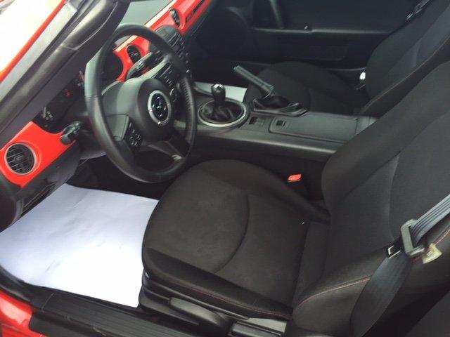 Mazda Miata GS TOÎT ÉLECTRIQUE