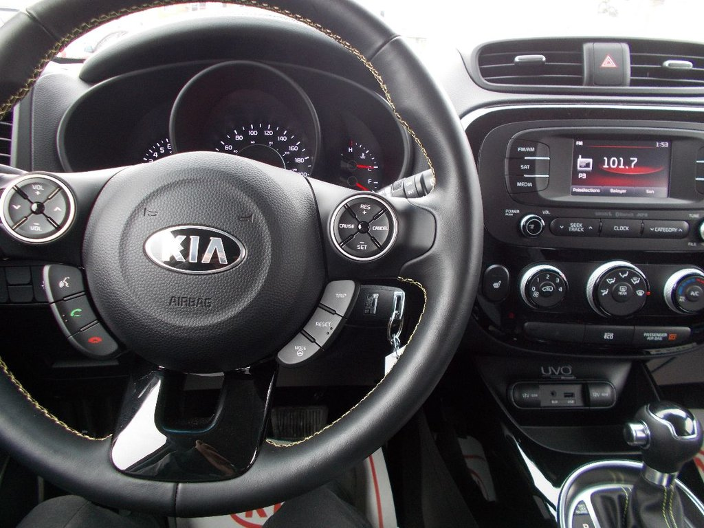 Used 2015 Kia Soul EX+ in Lac-Mégantic - Used inventory - Kia