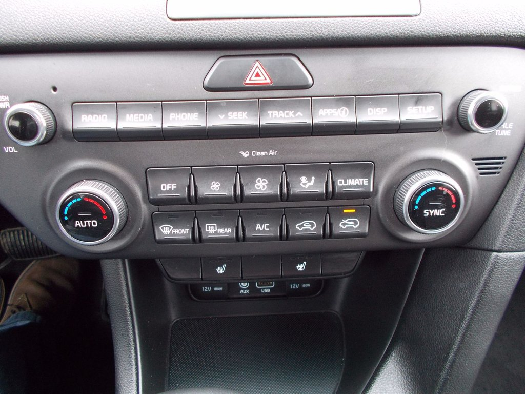 Kia Sportage EX, AWD, BLUETOOTH, CAMÉRA DE RECUL