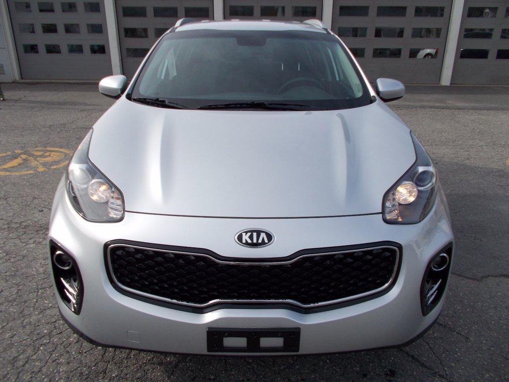 Kia Sportage LX, AWD, BLUETOOTH, SIÈGES CHAUFFANTS, AIR CLIM