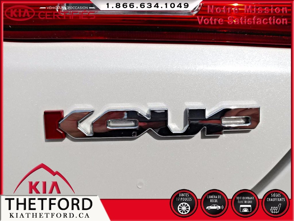 Kia Forte Koup EX+ TOIT
