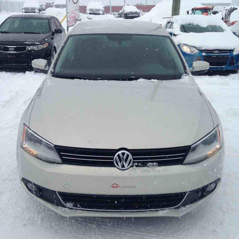 Volkswagen Jetta Sedan CONFORTLINE