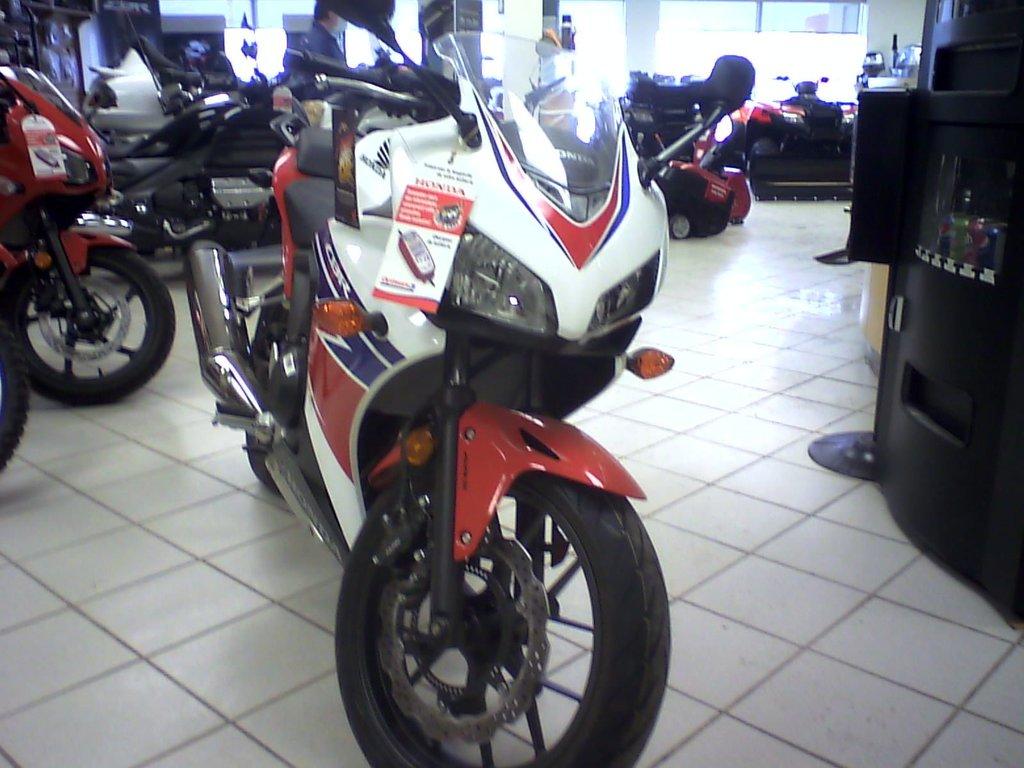Honda CBR 500 R CBR 500 R