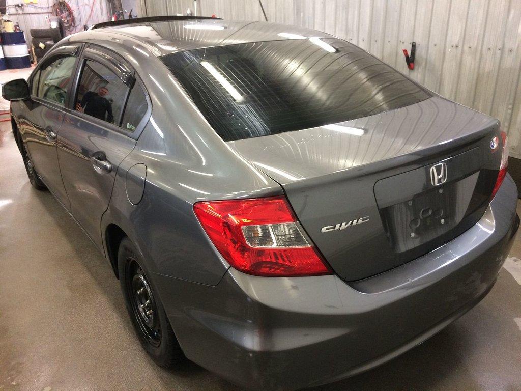 Honda Civic Sdn EX