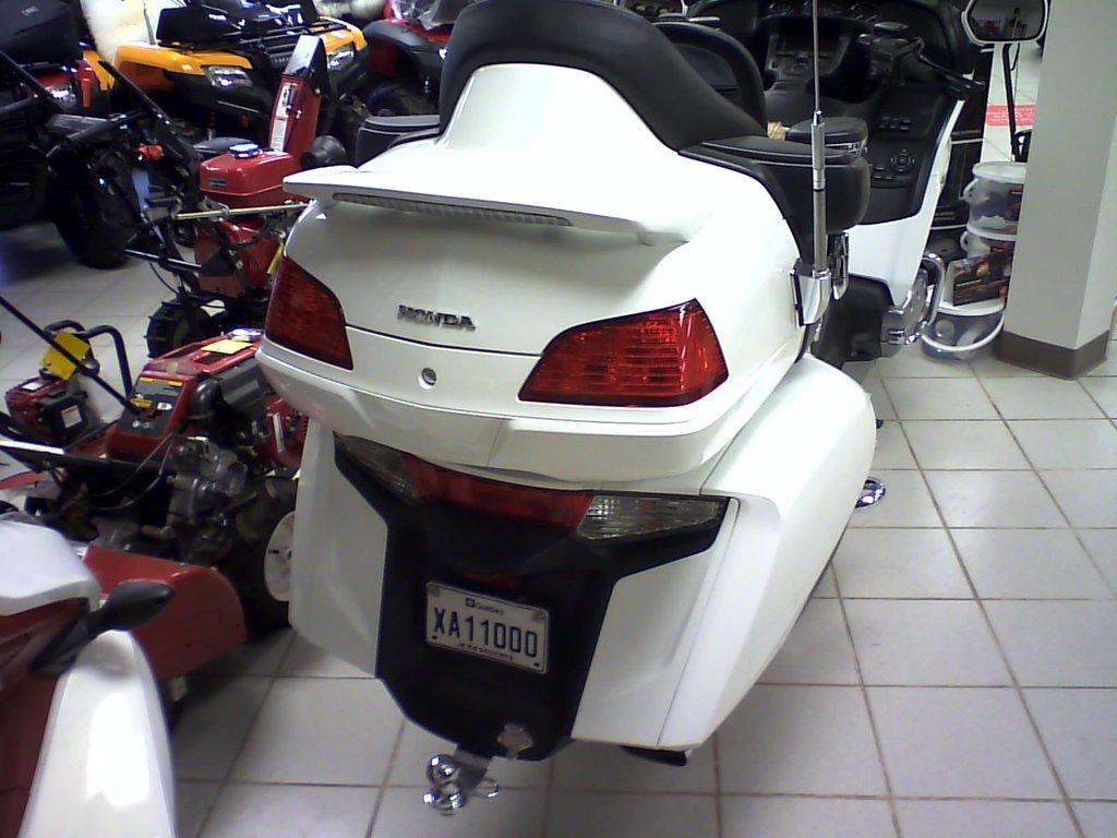 Honda Gold Wing ADD 1800 ADD Air Bag