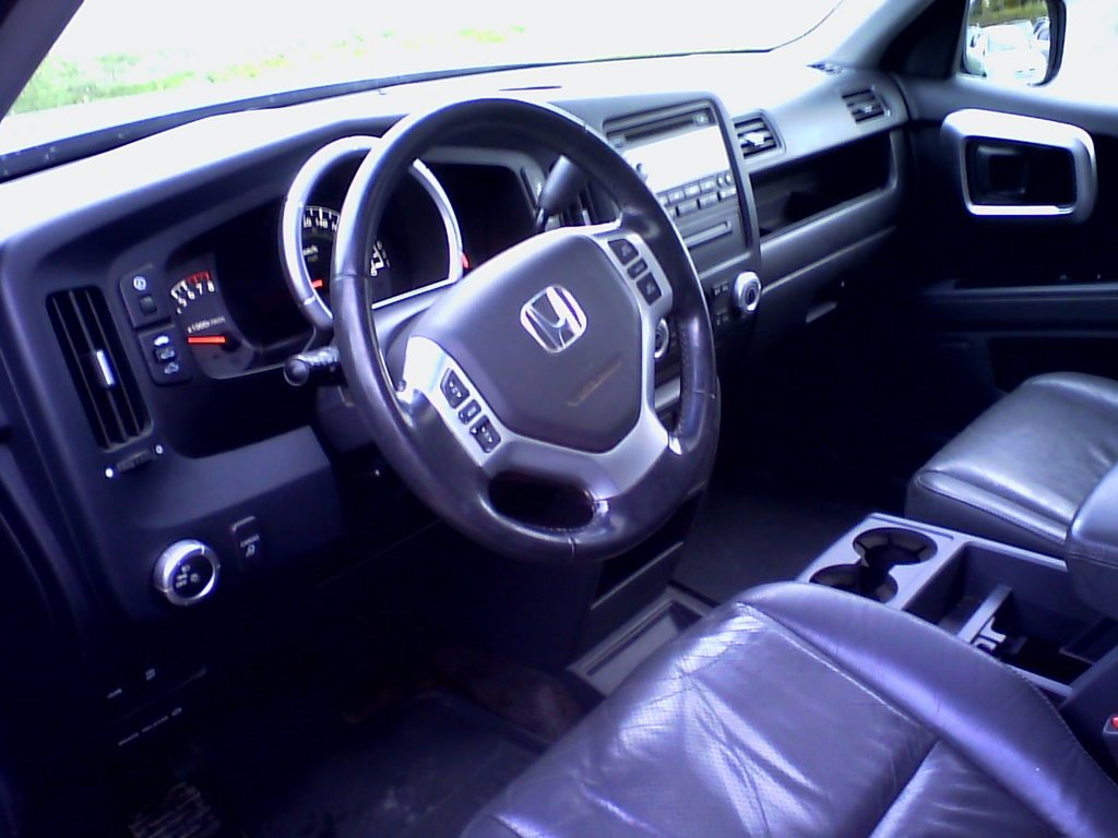 Honda Ridgeline EX-L