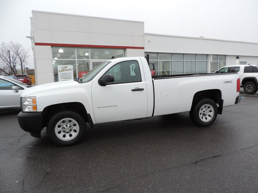 used 2012 chevrolet silverado 4wd wt 1500 in sydney used inventory macdonald ford in sydney. Black Bedroom Furniture Sets. Home Design Ideas