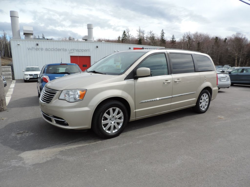 chrysler exterior restyling iii minivan and town iv country
