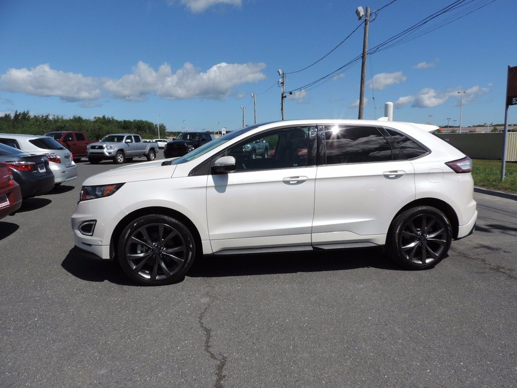 used 2016 ford edge sport in used inventory macdonald. Black Bedroom Furniture Sets. Home Design Ideas