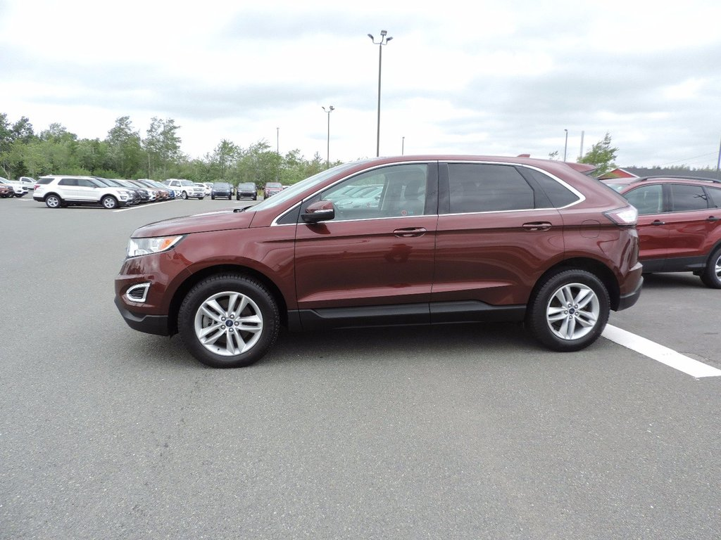 used 2016 ford edge sel in sydney used inventory. Black Bedroom Furniture Sets. Home Design Ideas