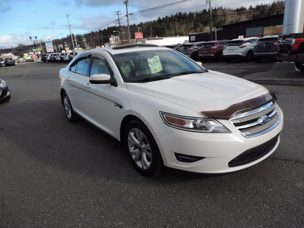used 2012 ford taurus sel fwd in used inventory macdonald auto group in nova scotia. Black Bedroom Furniture Sets. Home Design Ideas