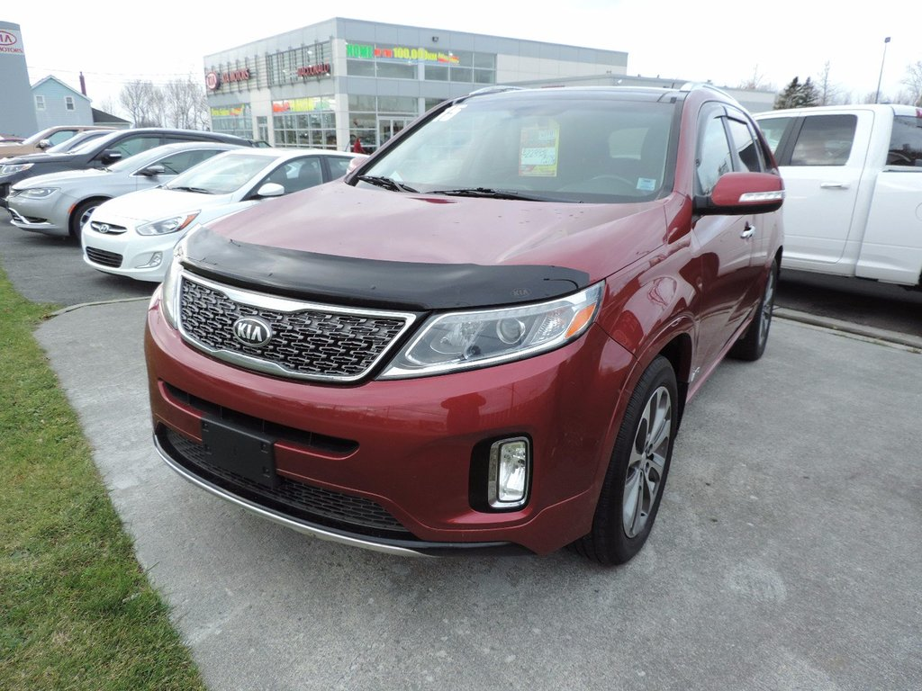 used 2015 kia sorento sx in used inventory macdonald auto group in nova scotia. Black Bedroom Furniture Sets. Home Design Ideas
