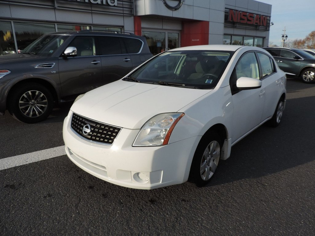used 2008 nissan sentra i4 2 0 in used inventory macdonald auto group in nova scotia. Black Bedroom Furniture Sets. Home Design Ideas