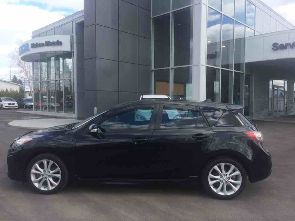 Used 2010 Mazda Mazda3 Gt E In Dolbeau Mistassini Used