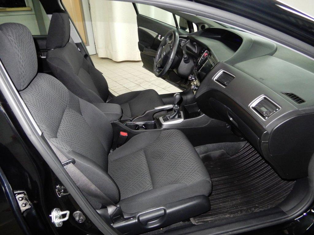 Honda Civic Sedan EX-TOIT OUVRANT-CAMÉRA LATÉRALE-SIÈGES CHAUFFANTS