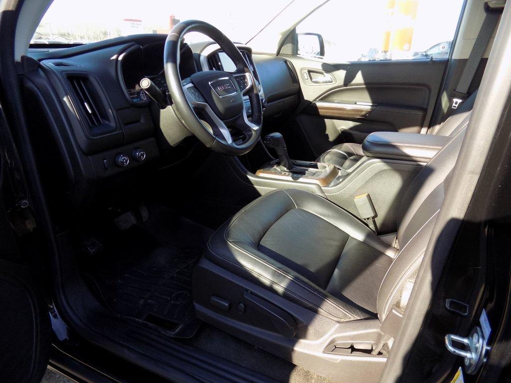 GMC Canyon 4WD SLT