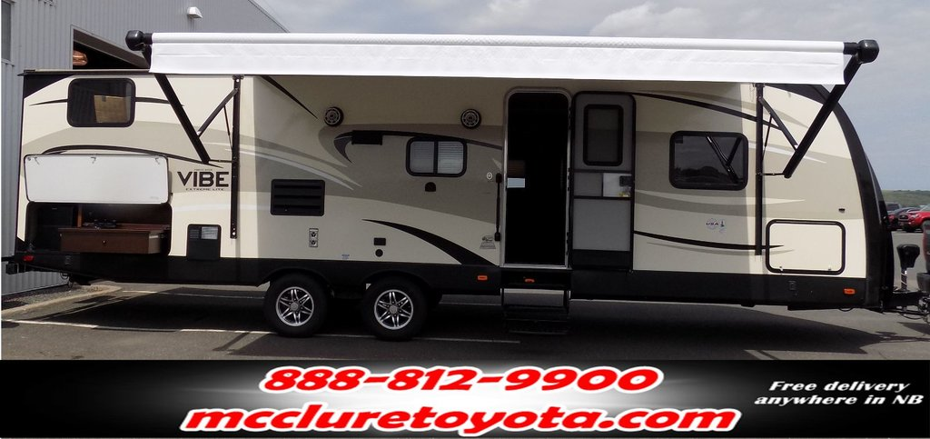 used 2016 forest river vibe extreme lite 272 bhs in grand