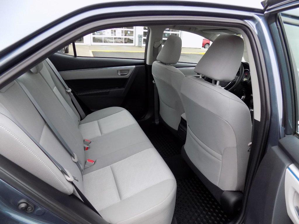 Used 2014 Toyota Corolla Le Eco In Grand Falls Inventory Door Lock Parts Diagram Moreover R