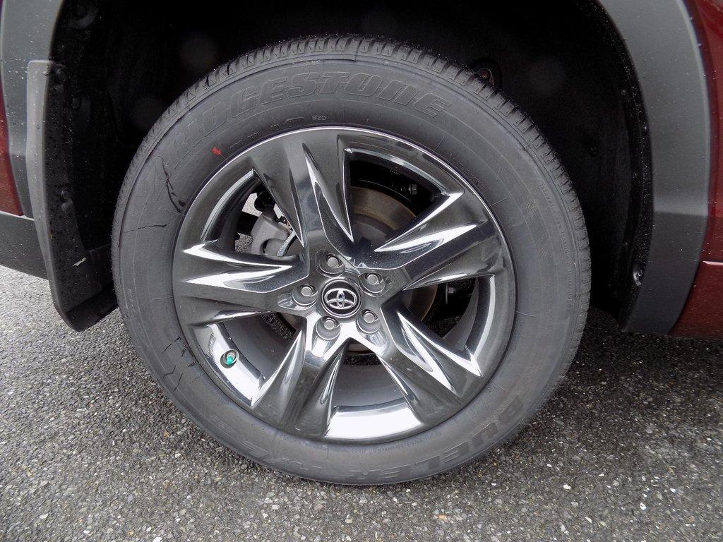 Toyota Highlander Hybrid Limited