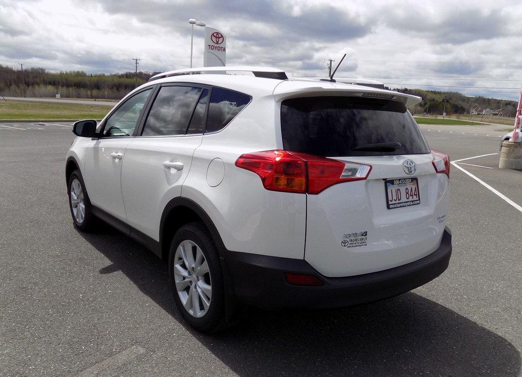 Toyota rav4 2015 limited