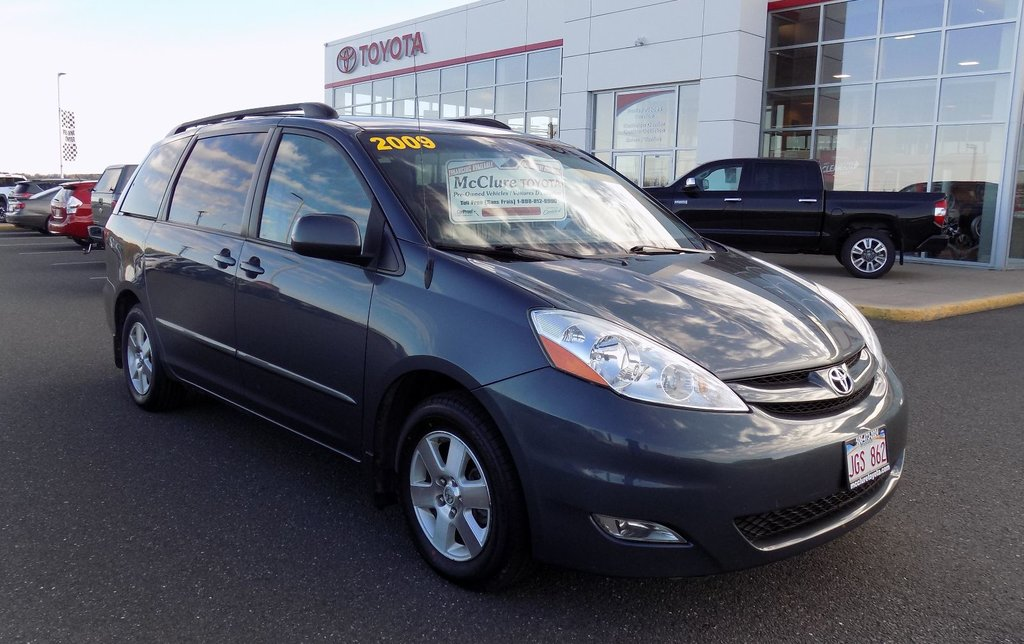 Used 2009 Toyota Sienna LE In Grand Falls