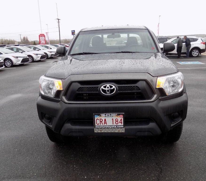 Toyota Tacoma Base