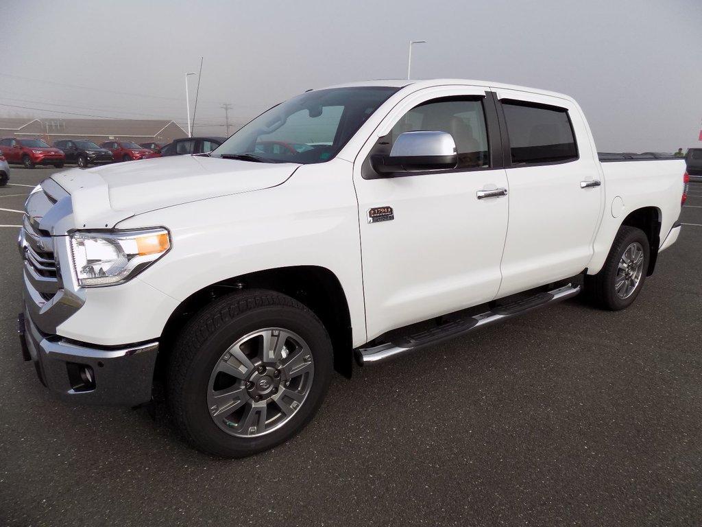 Used 2017 Toyota 4x4 Tundra Crewmax Plat 5 7l 1794 Edition